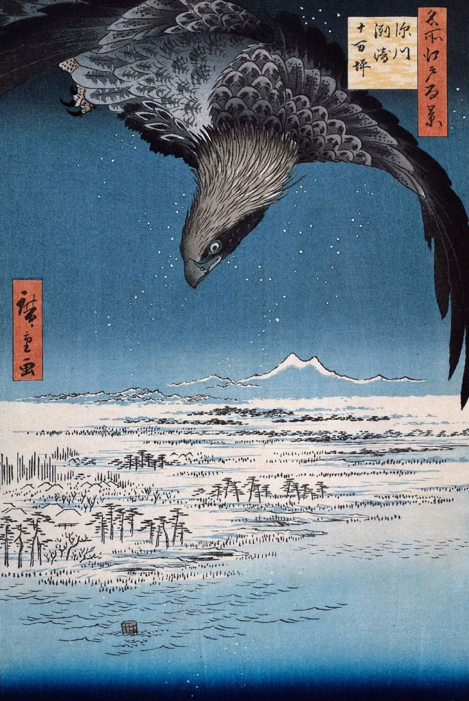 eagle-over-100-000-acre-plain-at-susaki-fukagawa-juman-tsubo