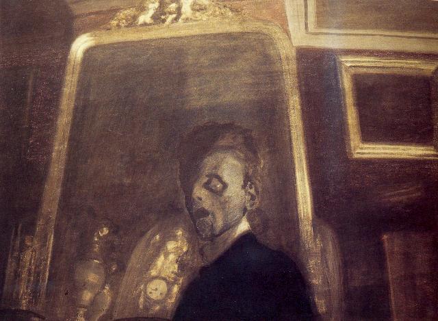 self-portrait-in-mirror-1908