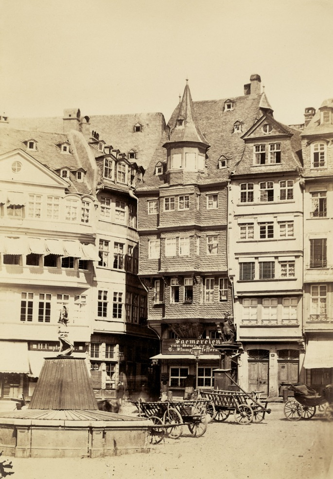 Carl_Friedrich_Mylius_Römerberg_Frankfurt_1859