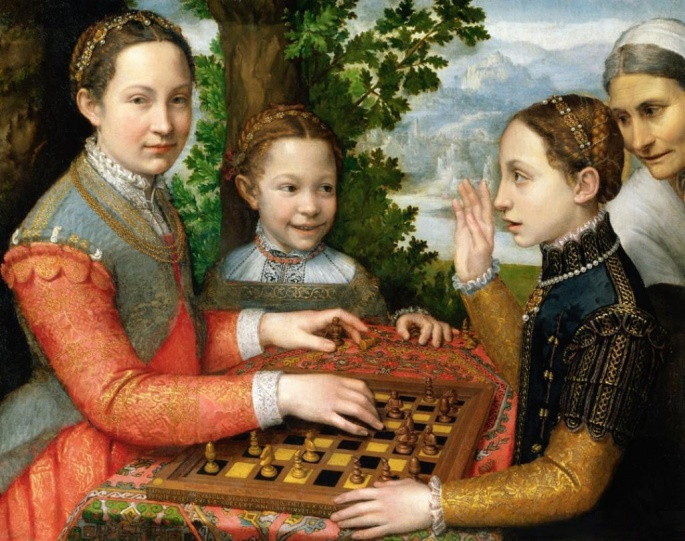 lucia-minerva-and-europa-anguissola-playing-chess-1555
