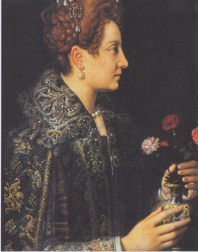 portrait-of-a-young-woman-in-profile