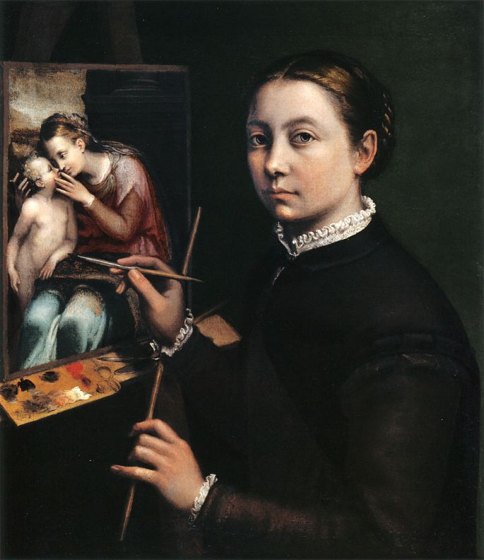 self-portrait-at-the-easel-1556