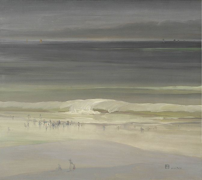 the-seashore-1900