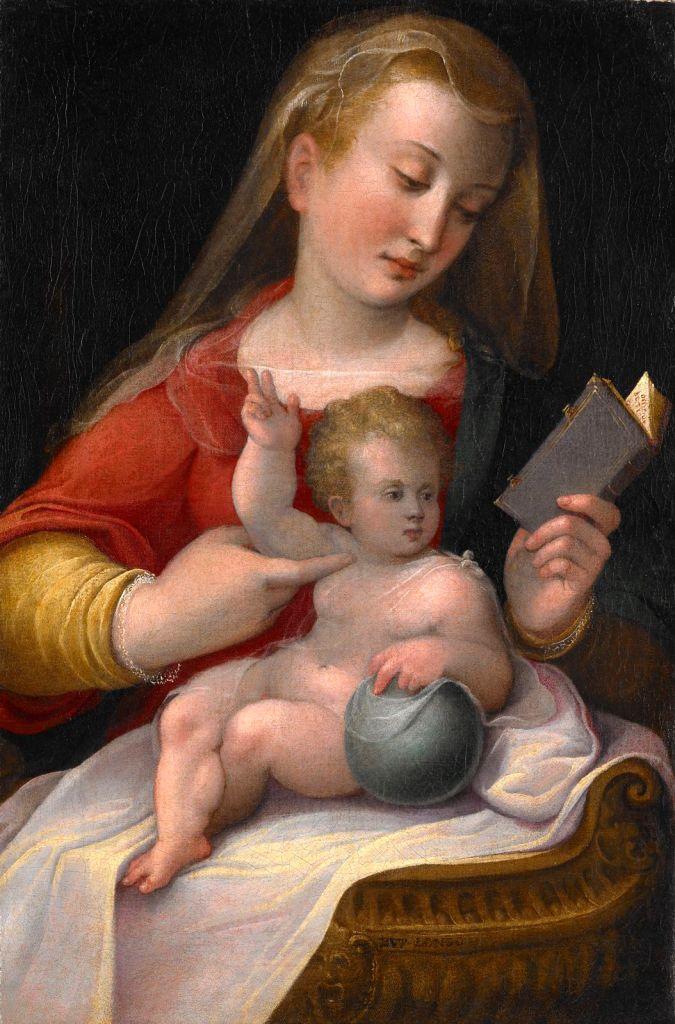 Madonna_and_Child_(Indianapolis),_Barbara_Longhi