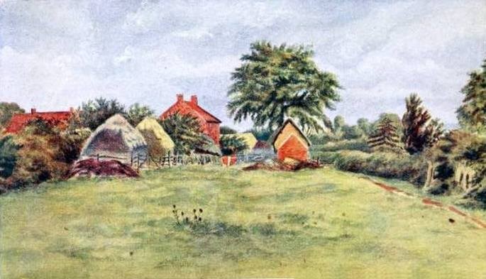 Chappell's Cottage, Farm and Croft at Rolleston. s.d.