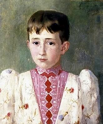 Retrato de criança