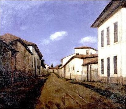 Rua Tabatinguera
