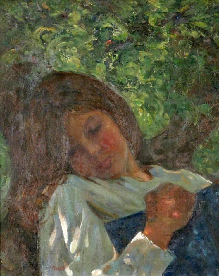 Sleeping Girl (1931)