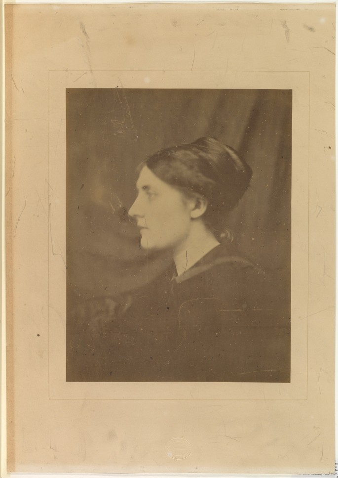-Unidentified_Woman_in_Profile-_MET_DP295253