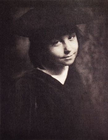Dorothy, by Gertrude Käsebier, 1903