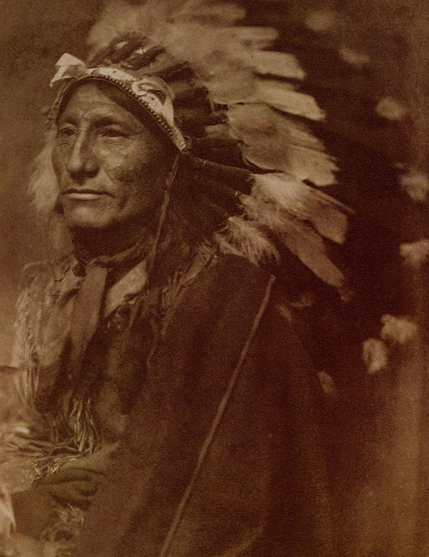 Gertrude_Kasebier-Chief