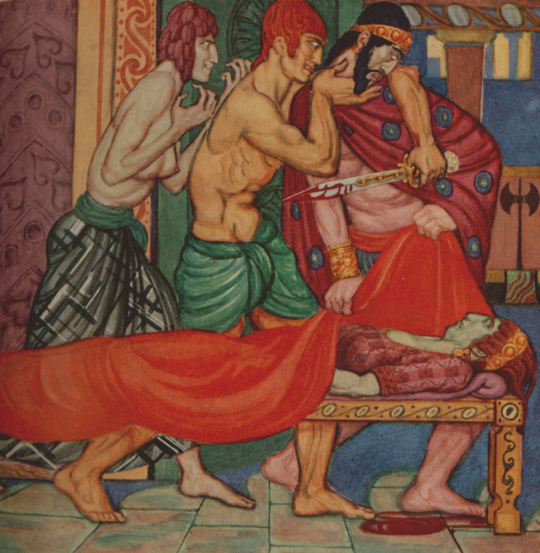 The_vengeance_of_Orestes_-_Willoughby_Vera_-_1925