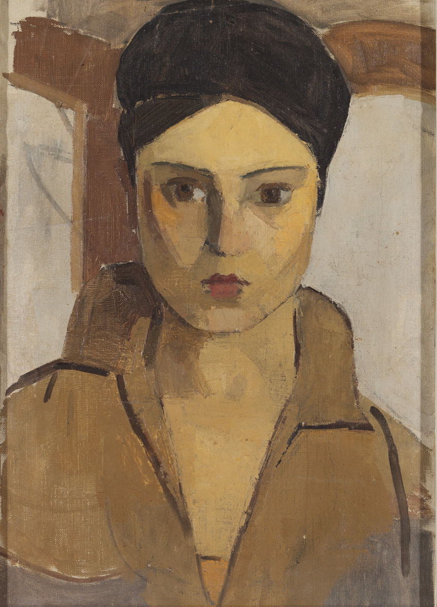 Hale_Asaf_Self_Portrait_1920s