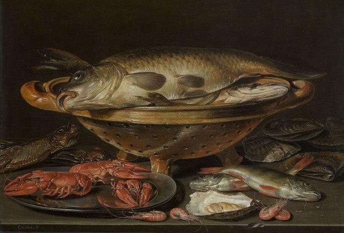 1593px-Stilleven_met_vis,_Clara_Peeters,_17de_eeuw,_Koninklijk_Museum_voor_Schone_Kunsten_Antwerpen,_834