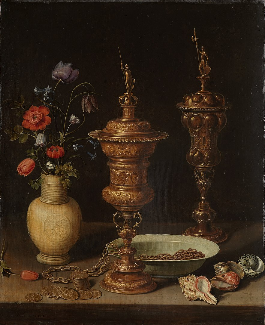 883px-Still_Life_with_Flowers_and_Gold_Cups_of_Honour_-_Clara_Peeters_-_Google_Cultural_Institute
